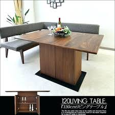 small dining table with storage storage dining tables dining tables captivating brown rectangle modern wooden dining small dining table with storage