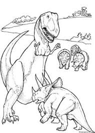 9 Best Free Triceratops Coloring Pages For Kids Images In 2019