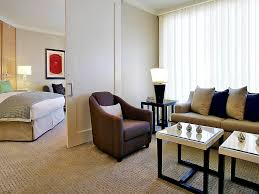 Hollywood View Suite, 1 king bed, pull out sofa, foyer, living room, HDTV,  complimentary WIFI