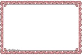 Border Template Word Page Borders Templates Image Decorative Labels