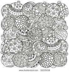 Christmas Coloring Pages For Adults 2019 Dr Odd