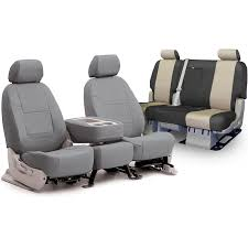 leatherette custom seat covers