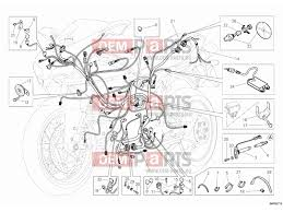 ducati 1198 sp wiring harness  wiring harness alkatrészek > oem ducati 1198 sp wiring harness  wiring harness