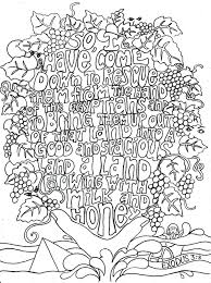 Coloring Pages Best Bible Verse Adult Coloring Pages Printable