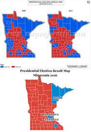 Presidental Election Results Hillary Wins Minnesota Just Barely Alpha News