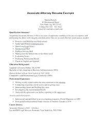 Associate Attorney Resume Attorney Associate Resume Samples
