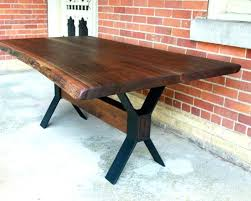 dining table base wood. Wood And Metal Dining Table Innovative Bases Room Top House With Legs For Reclaimed Base P