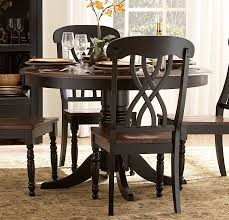 homelegance 1393bk 48 ohana 2 tone round dining table 17 perfect 60 inch