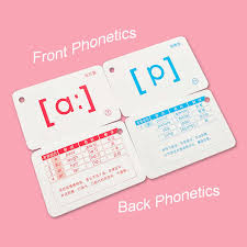 Learn to read and spell easy, intermediate and hard words with the phonetic spelling technique designed especially for kids learning to read. 48pcs Set English Flashcards International Phonetic Alphabet Card Educational Learning Portable Table Game Toys For Children Aliexpress
