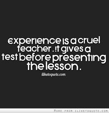Life Experience Quotes Best 48 Best Quotes Sayings About Experience