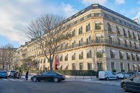 Hotel Gabriel Paris Interview Jacrame Banctel Restaurant Le Gabriel La Racserve Paris