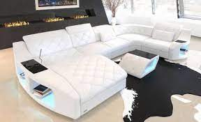 large leather sectionals high end
