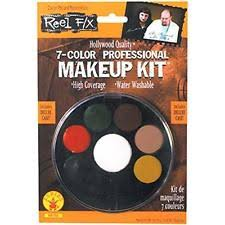 7 color professional makeup kit reel f x costume makeup new