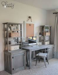 plan rustic office furniture. Free DIY Desk Plans That Are Perfect For The Beginner. Includes Modern, Traditional, Rustic, And Farmhouse Styles. Plan Rustic Office Furniture I