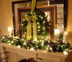 Festive Christmas Mantel Decorating Ideas