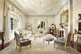 a victorian era style with baroque trim however the use of white and cream plaster mouldingsmoldingsdecorative