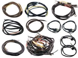 wires wiring harnesses mid fifty f 100 parts