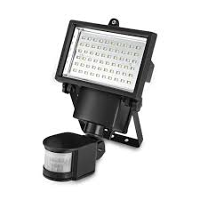 Nature Power 60 Led Solar Security Light Sl 60 Led Super Bright Waterproof Solar Powered Pir Motion