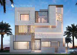 private villa, kuwait 400 m by sarah sadeq architects