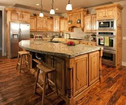 Installing Cabinets In Kitchen How To Clean Yellowed Hickory Kitchen Cabinets Modern Kitchen 2017