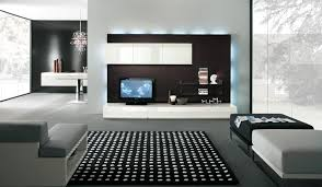 Small Picture Furniture Opulent and Stylish TV Cabinets for Flat Screens Black