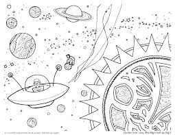 Solar System Coloring Book Pages Beautiful Planet Page Qnrfsubmission