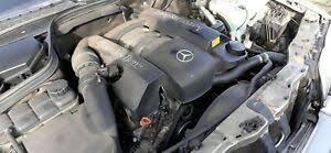Éste vehículo tiene 180000 kms y es motor petrol. Las Mejores Ofertas En Motores Completos Para Mercedes Benz C240 Ebay