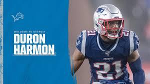 Duron Harmon Highlights   Detroit Lions - YouTube