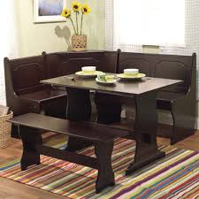 Bench Style Kitchen Tables Kitchen Room Corner Dining Table Bench Design The Corner Bench