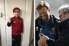 Jurgen klopp is a keyboard theme that has beautiful and also sporty. Little Boy Leaves Liverpool Boss Jurgen Klopp In Stitches After Dressing Up As Him For Sport Relief Wales Online