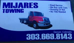 Towing Quote Classy Mijares Towing Get Quote Towing 48 Adams Way Denver CO Yelp