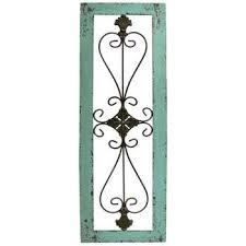 turquoise framed metal wall decor on iron wall decor hobby lobby with turquoise framed metal wall decor hobby lobby 437897