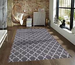 Large Living Room Rugs Living Room White Moroccan Trellis 3x5 Rugs For Minimalist