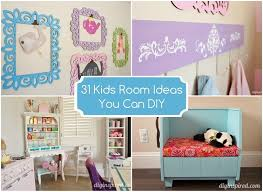 Diy kids room Room Ideas Diy Inspired 31 Kids Room Ideas You Can Diy Diy Inspired
