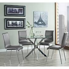 Powell Furniture Hamilton 5 Piece Dining Set Walmart