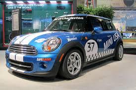 MINI Creates B-Spec Racecar