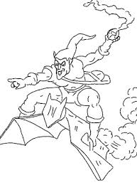 Welcome in free coloring pages site. Spiderman Coloring Page Spiderman Green Goblin All Kids Network