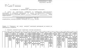 Нулевая декларация по НДС пояснения образец заполнения сроки подачи Образец пояснения нулевой декларации по НДС 1