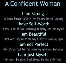 A Confident Woman Ajaytao Quotes Blog Custom Strong Confident Woman Quotes