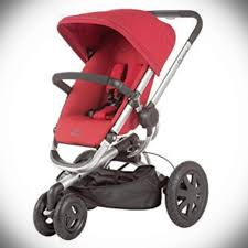quinny buzz stroller include seat