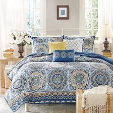 Menara 6 Piece Quilted Coverlet Set : Target & Menara 6 Piece Quilted Coverlet Set Adamdwight.com