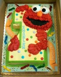 Sesame Street Sheet Cake Ideas Sheet Cake Ideas For Graduation