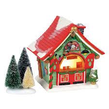 Department 56 City Lights Christmas Trimmings Mickeys Tree Lot