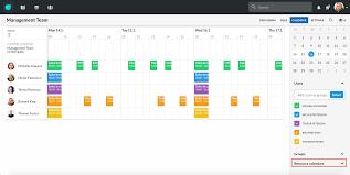 Adding Resource Calendars