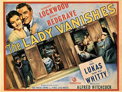 Une femme disparaît (1938) de Alfred Hitchcock – L'Oeil sur l'écran
