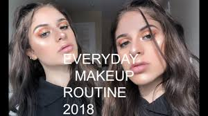 my everyday high makeup routine 2019