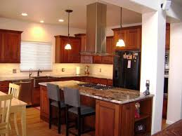 Kitchen Center Island Cabinets Cooktop In Island Love It Or Hate It