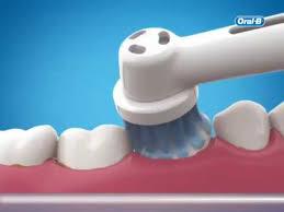 Oral B Sensitive <b>насадка</b> для чувствительных <b>зубов</b> - YouTube