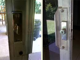 furniture amazing patio door lock repair sliding replacement throughout inspirations 12