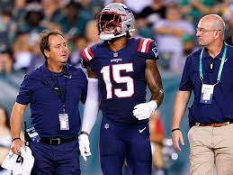 Patriots place wide receiver N'Keal ...
